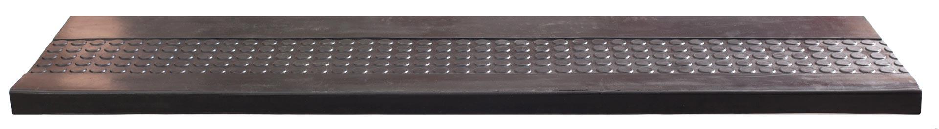 Удлиненная проступь 1200мм, лестничная накладка на ступень