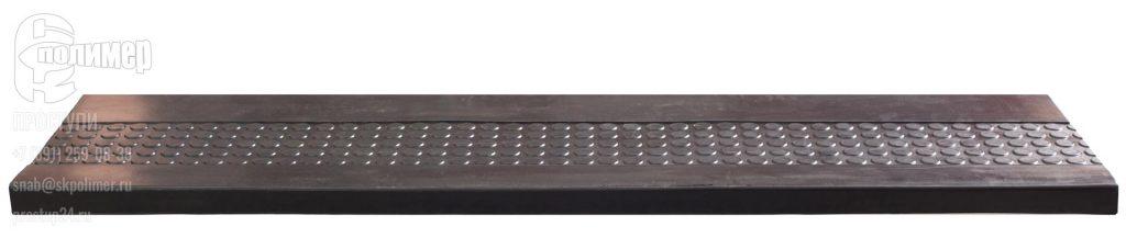 удлиненная проступь 1200, лестничная накладка на ступень