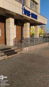 Установка проступей в Хабаровске