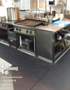 пятачковое резиновое покрытие кухня