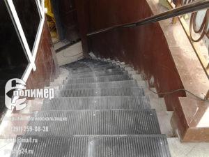 накладки на лестницу резиновые