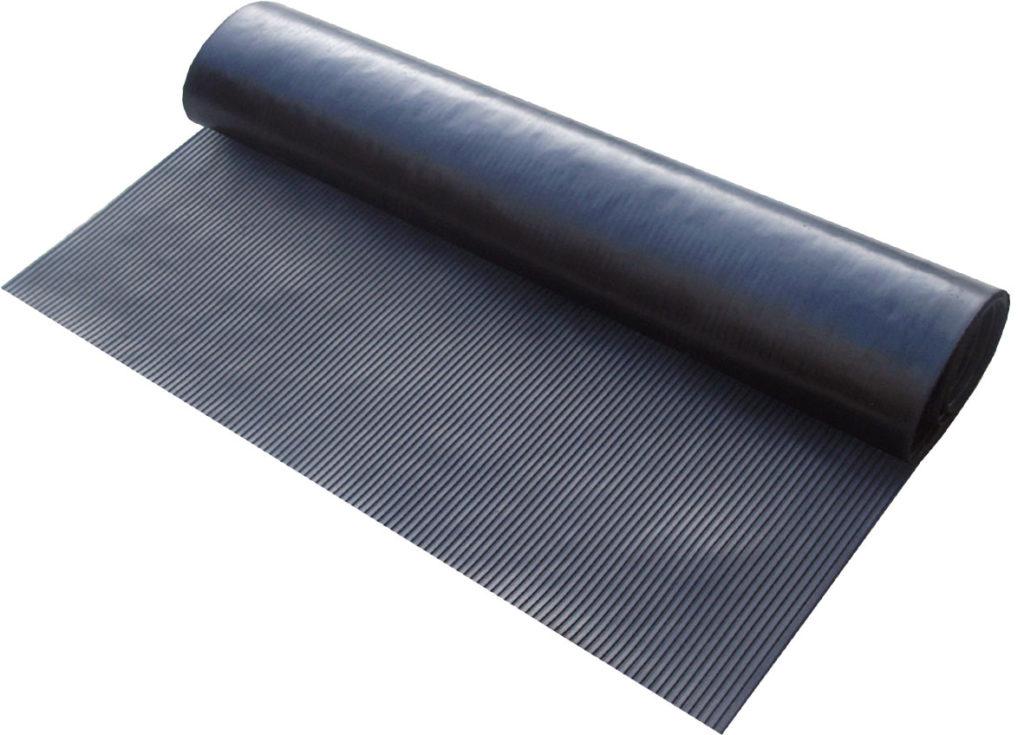 рулонное покрытие с продольным рифлением