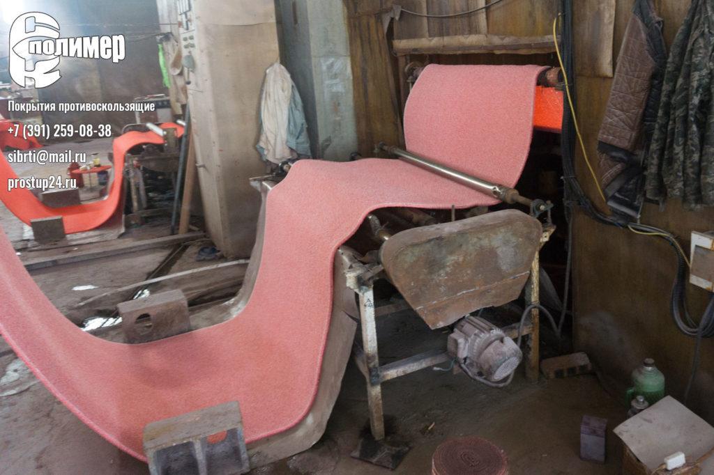 производство напольных покрытий