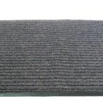 Напольный ворсовый грязезащитный коврик на ПВХ Основе 400х600