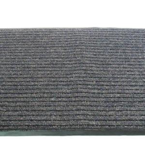 Напольный ворсовый грязезащитный коврик на ПВХ Основе 1200х800
