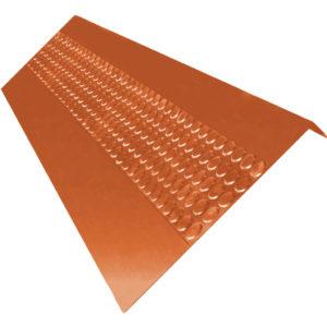 Накладка на ступень (Проступь) Удлиненная Пятачковая 1200x317x30 Цветная