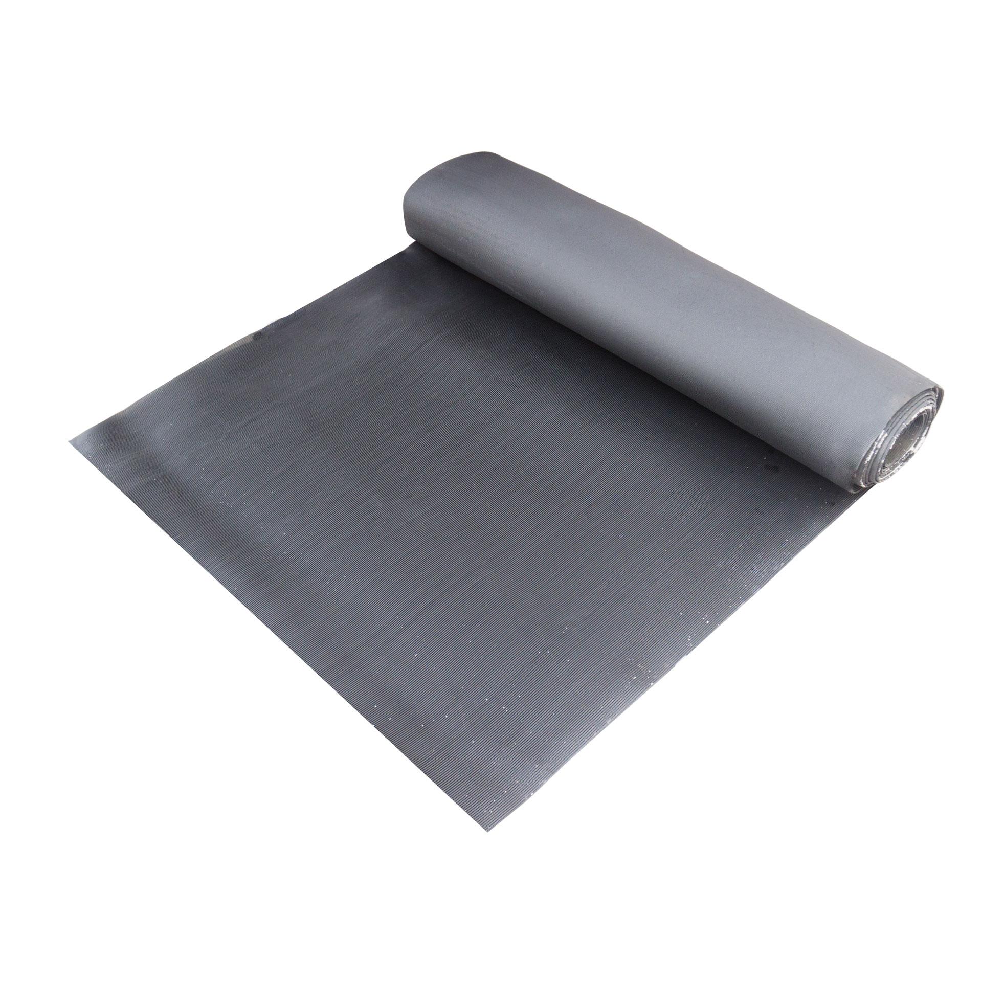 Рулоновое покрытие с мелким рифлением