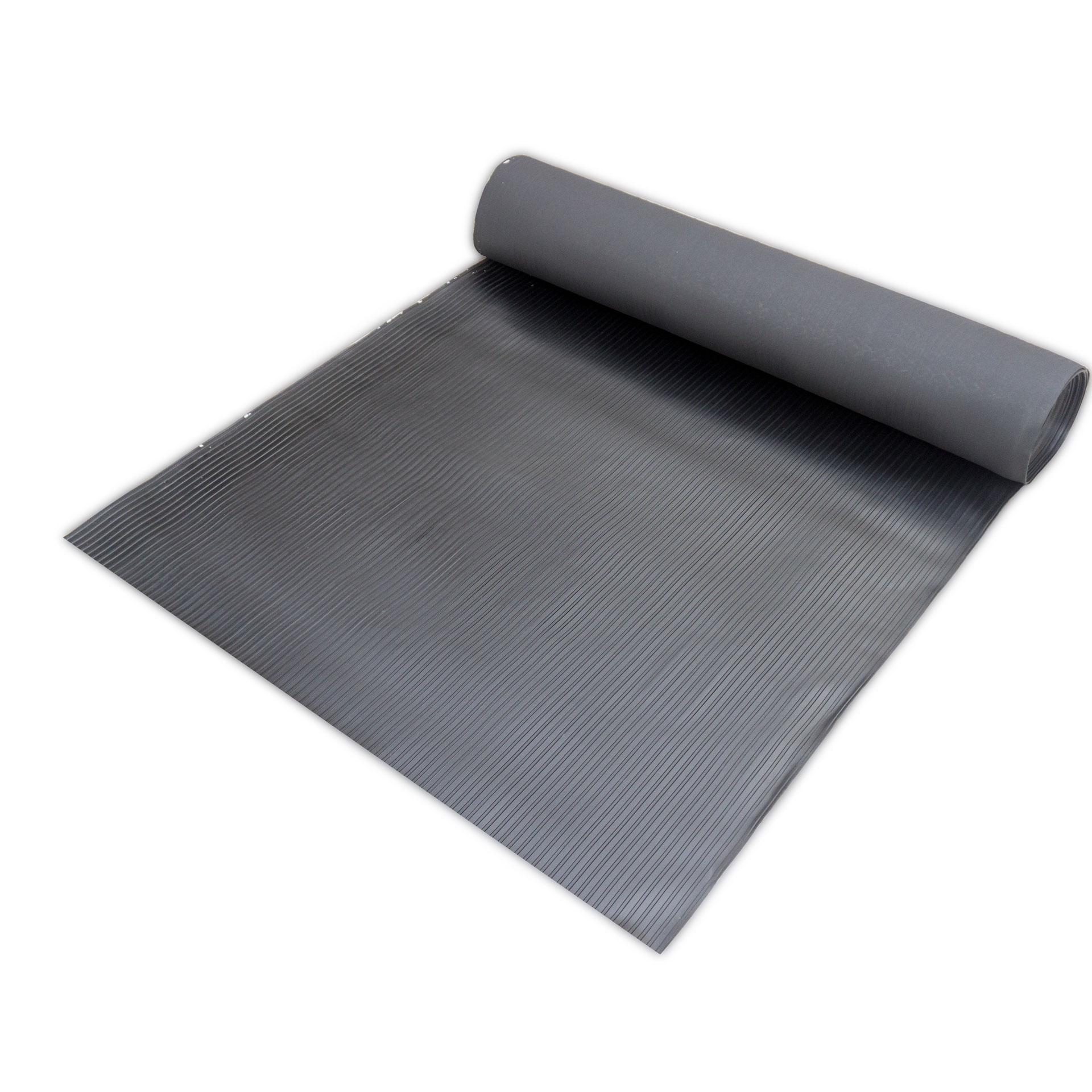Рулоновое покрытие с рифленым широким покрытием