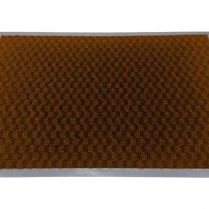 Напольное ворсовое покрытие Nomad Aqua 6500 180х1800(90х18000) Коричневый (Цена за Кв. М)