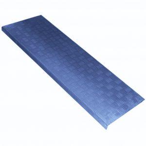 Накладка на ступень (Проступь) Облегченная 900х300х30 Синий, серый, шоко, желтый, бежевый