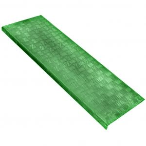 Накладка на ступень (Проступь) Облегченная 900х300х30 Зеленый, охра, кирпичный, красный